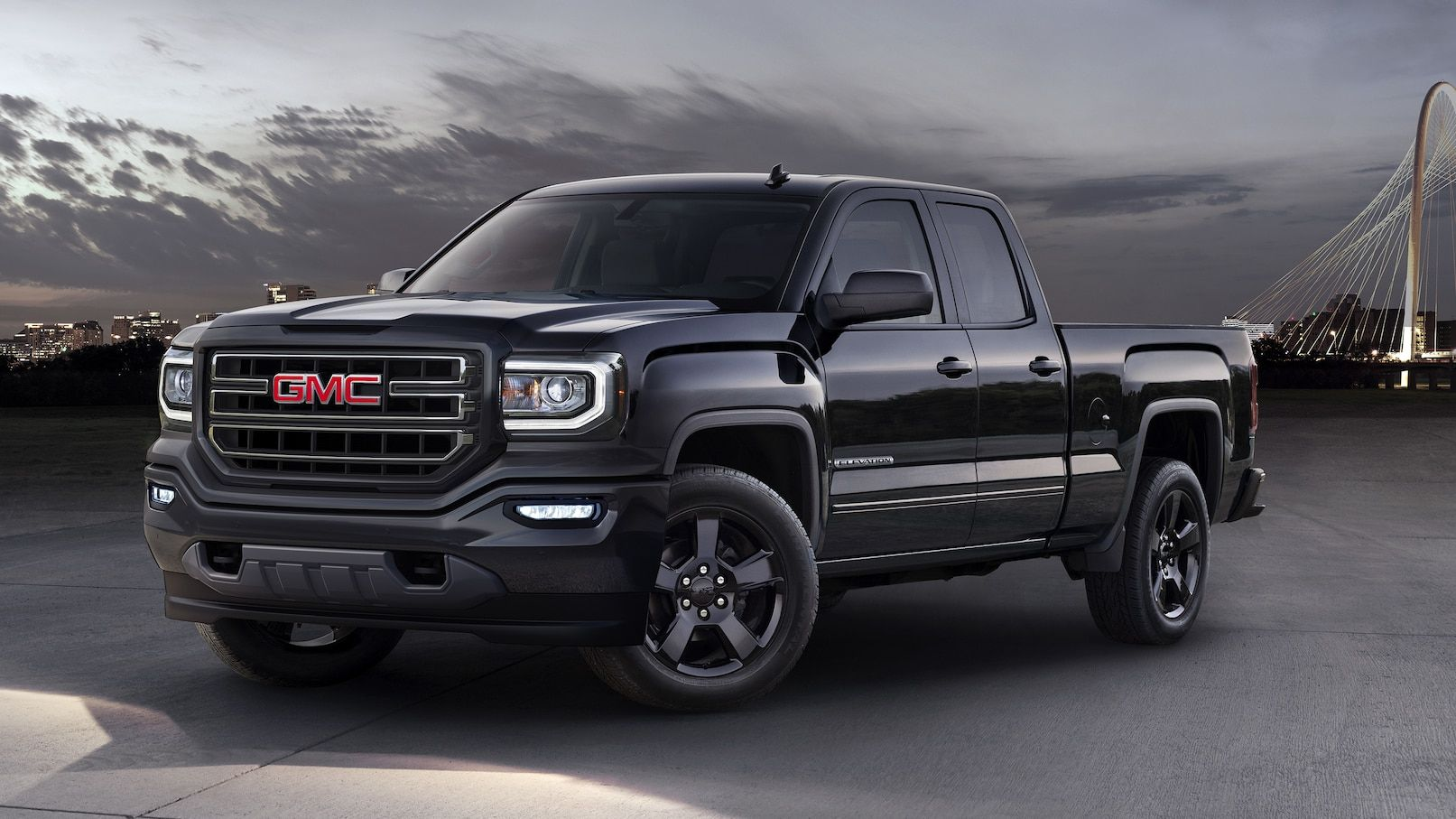 2018 Sierra 1500 Light Duty Pickup Truck Elevation Edition Gmc