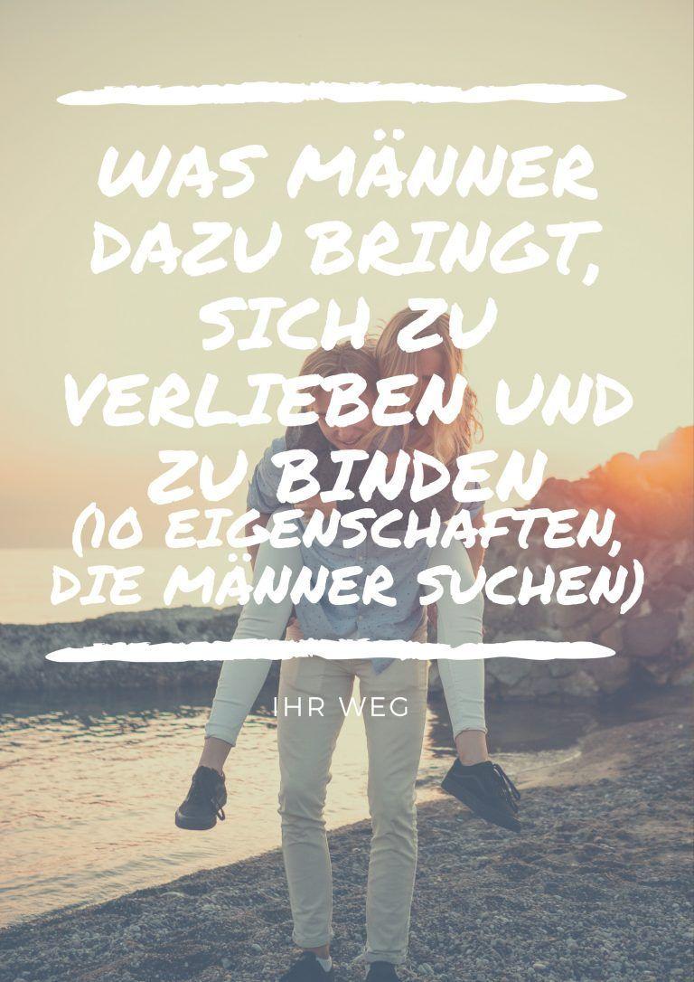 (10 Eigenschaften Die Männer Suchen)   Verliebt, Mann