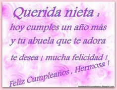 Imágenes De Cumpleaños Para Una Nieta Feliz Cumpleaños Nieto Saludos De Feliz Cumpleaños Postales De Feliz Cumpleaños