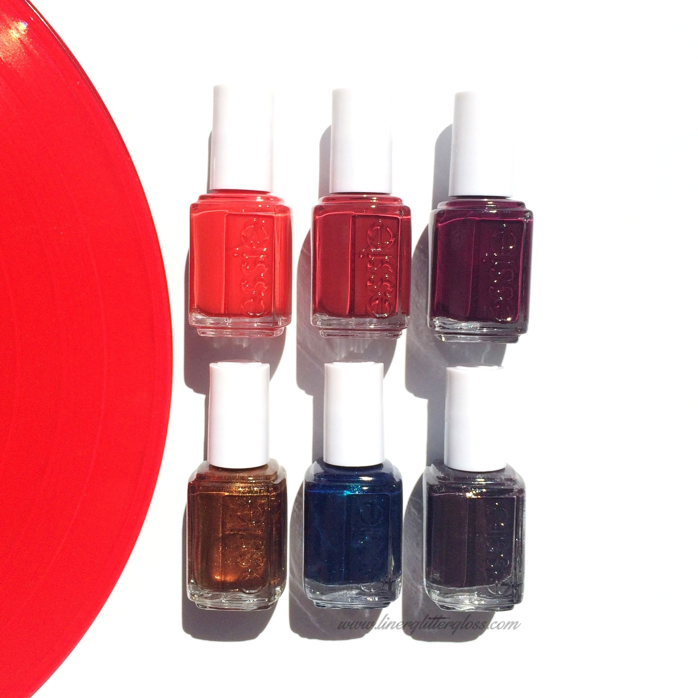 Essie Fall 2015 Collection Review & Swatches | Swatch and Nail ...
