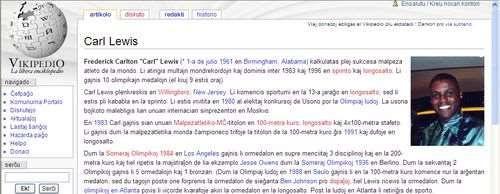 La historia de Carl Lewis #running #correr #sport