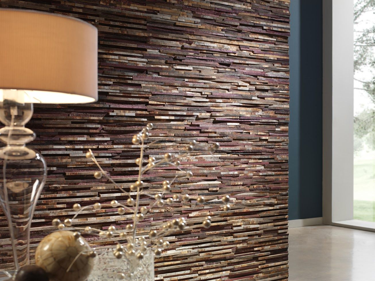 best brick paneling indoor contemporary - amazing house decorating