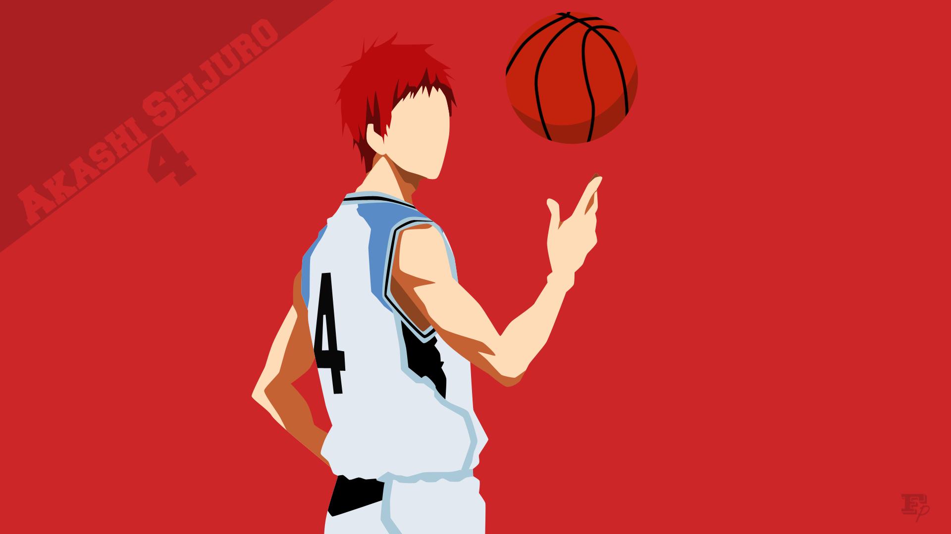 Kuroko No Basket Akashi Seijuro Minimalist By Mrrobotboy On Kuroko No Basket Kuroko No Basket