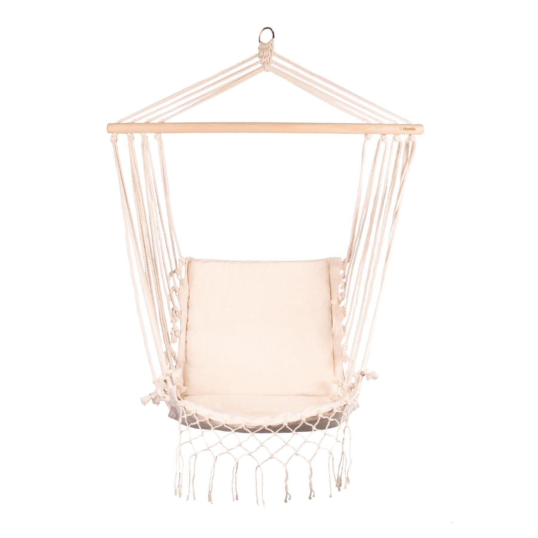 Wobble Hustawka Ecru 55x50x110 Cm Hustawki I Fotele Wiszace Meble Ogrodowe Balkon I Ogrod Homla Com Pl Hanging Chair Lamp Shade Hanging