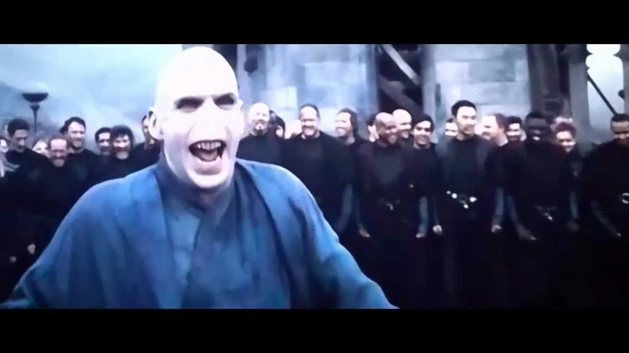 Harry Potter Is Dead Ehhahheh Voldemort Laugh Voldemort Laugh Voldemort Harry Potter