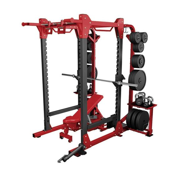 Hammer Strength Hd Elite Power Rack Power Rack Gym Equipment