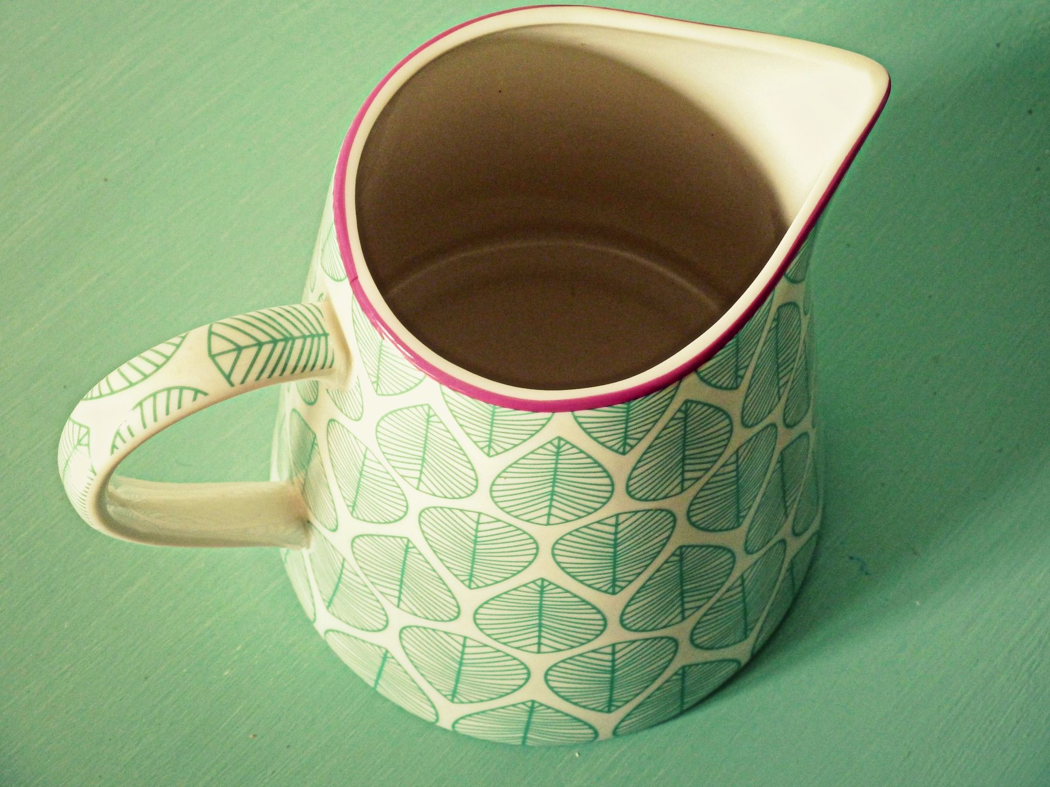 Aspegren Leaf jug