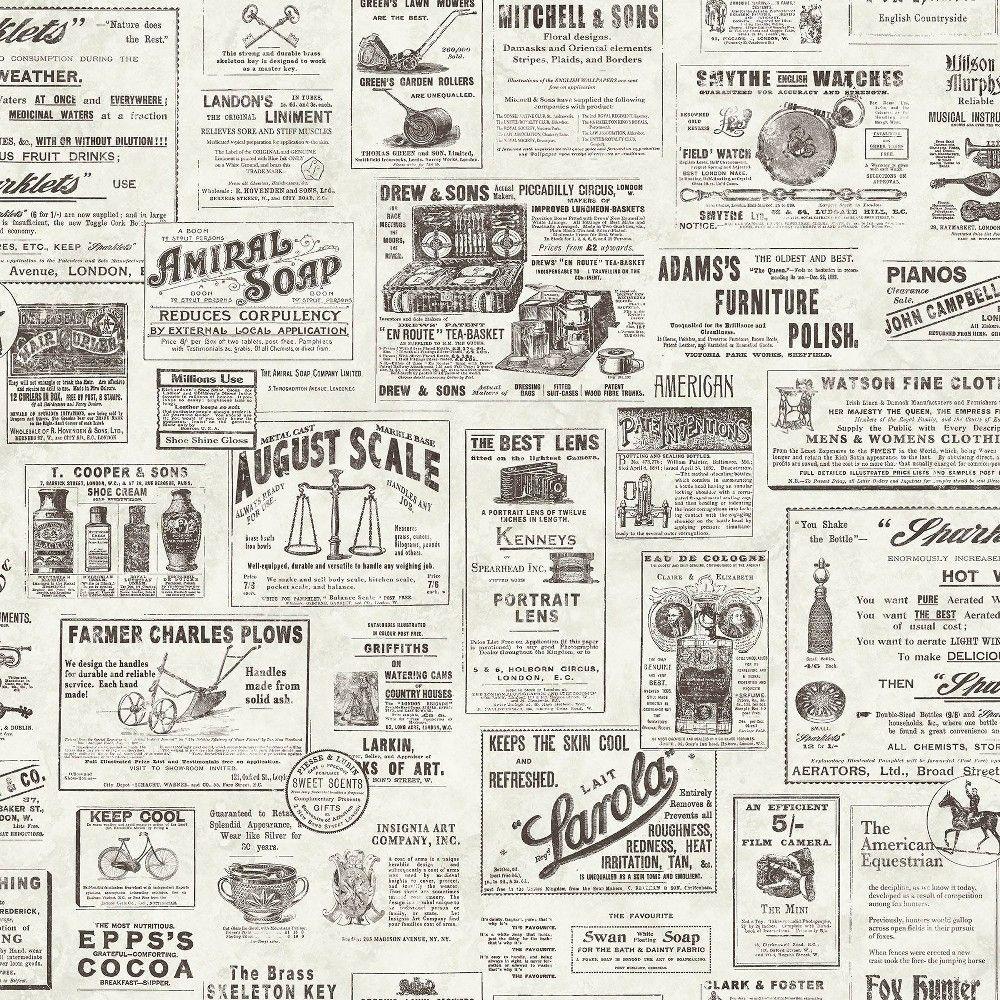 Nuwallpaper Published Peel Stick Wallpaper Charcoal Newspaper Wallpaper Nuwallpaper Peel And Stick Wallpaper