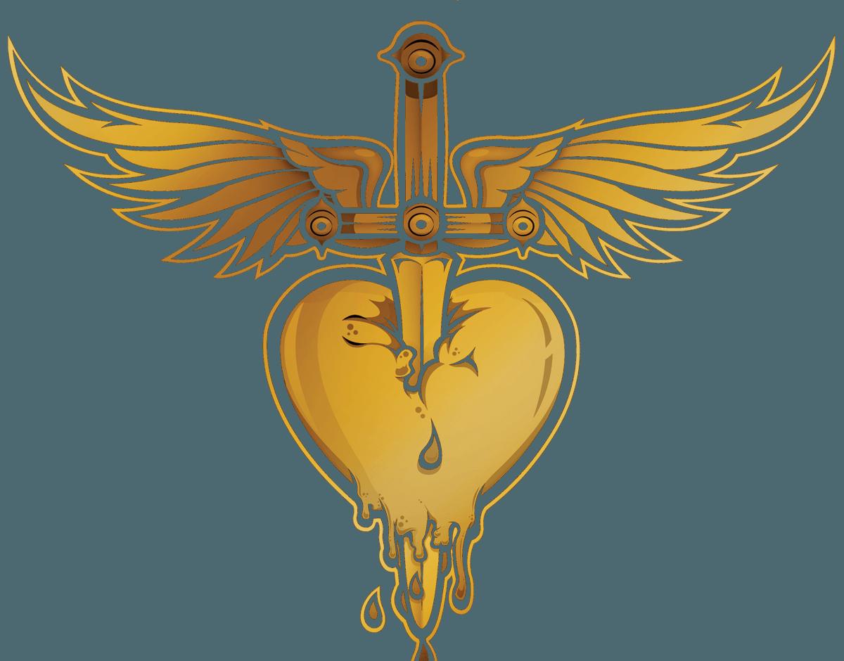 60 bon jovi symbol