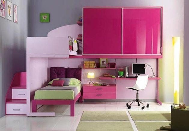 40 Beautiful Rooms For Children With Classical Modern Designs