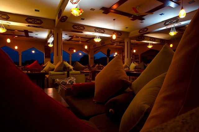 Oman - Desert & 1000 nights camp by hebiflux, via Flickr