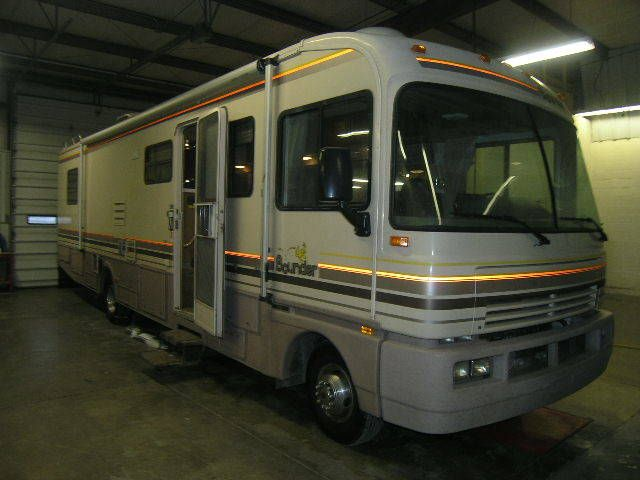 1992 Fleetwood Bounder 34j For Sale Great Bend Ks Rvt Com