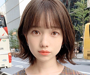 髪型 弘中 アナ