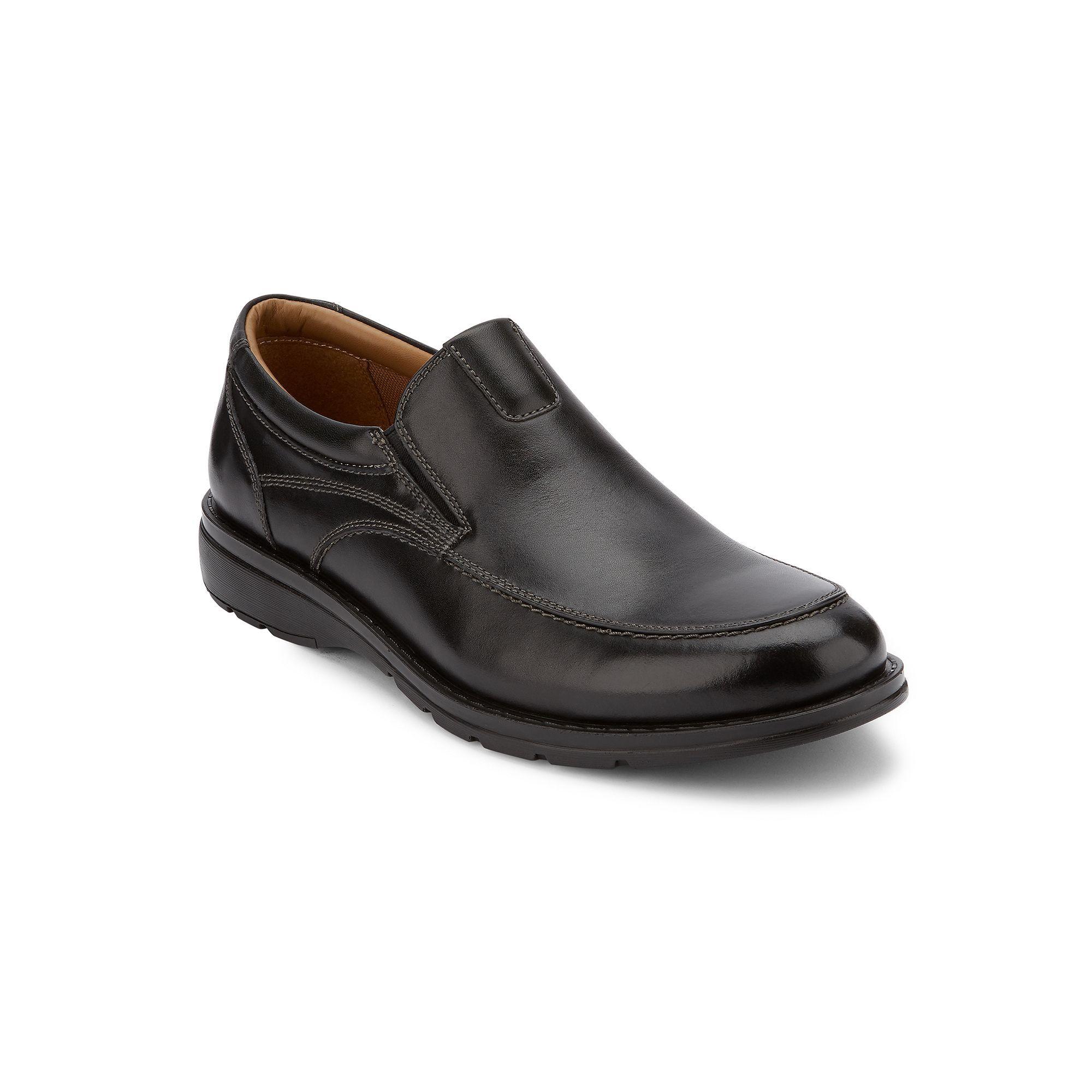 Dockers Calamar Men's Slip On Shoes, Black Mens slip on