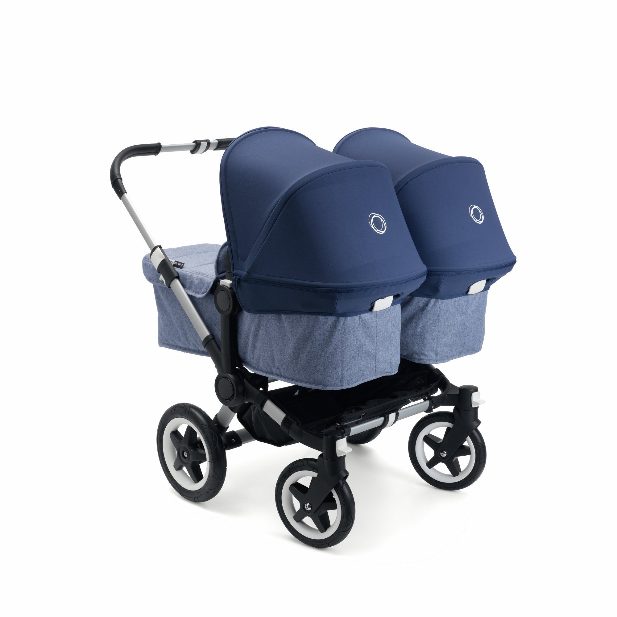 Free shipping and no sales tax on the Bugaboo Donkey2 twin