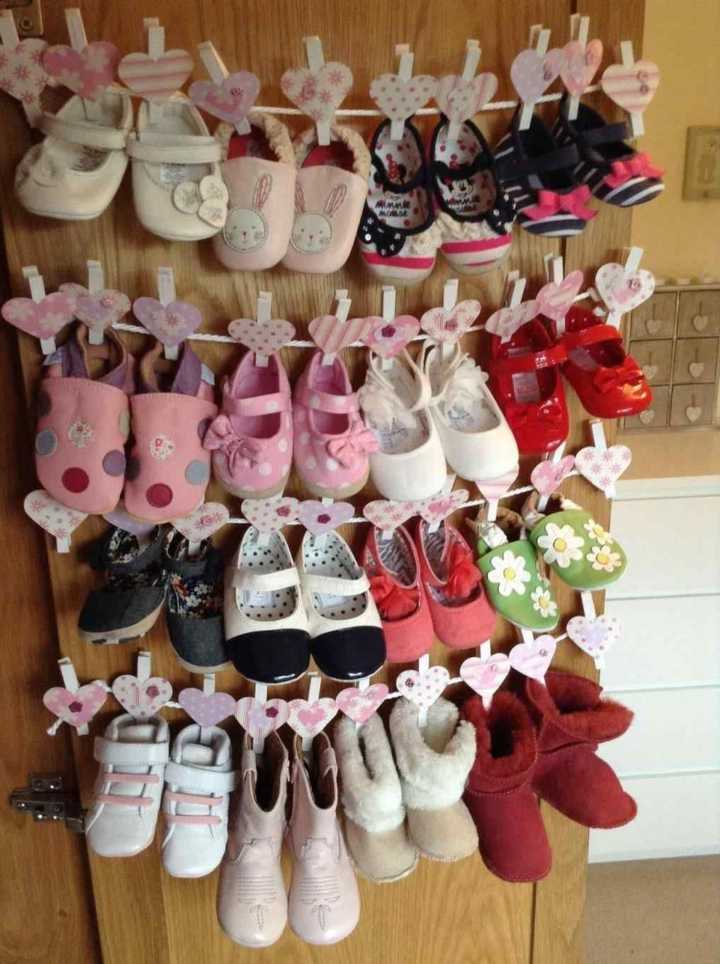 27 Awesome Shoe Rack Ideas Concepts For Storing Your Shoes Closet Entryway Diy Rotating Bedro Baby Organization Kids Shoe Organization Baby Shoe Storage