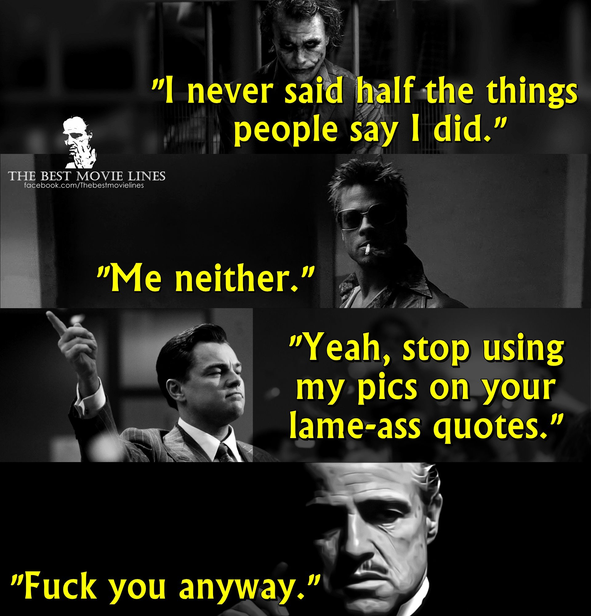 Internet Quotes Them Fake Internet Quotesp  The Best Movie Lines  Pinterest