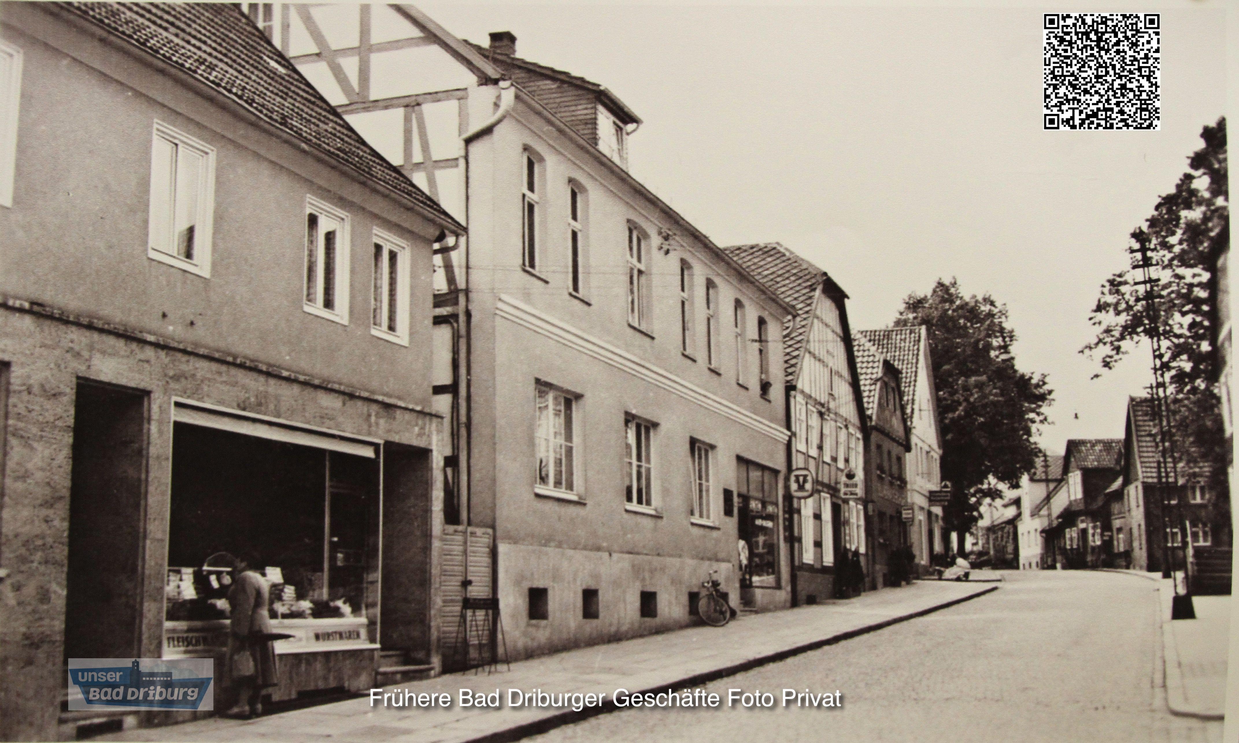 Historische Ansichten Bad Driburger Geschafte In 2020 Bad Driburg Historisch Geschafte