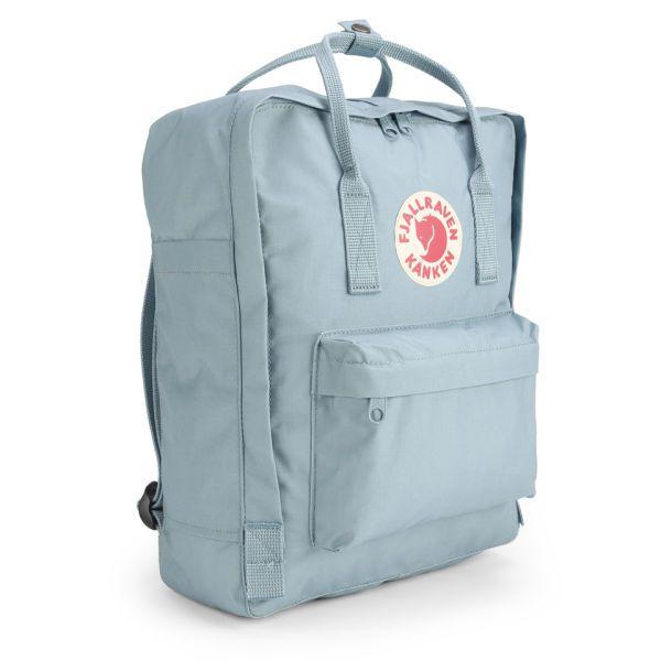 100% echt Britse winkel redelijk geprijsd Light Blue Fjallraven Kanken Backpack - Fjallraven.co.uk ...