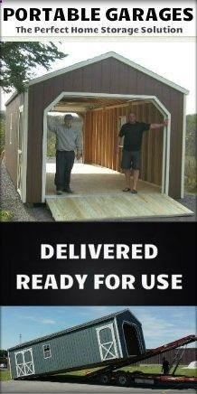 Belleville loves North Country Sheds - North Country Sheds - Portable Garage wooden portable garages portable shelters car sheu2026 | Portable Shed Plan ... & Belleville loves North Country Sheds - North Country Sheds ...