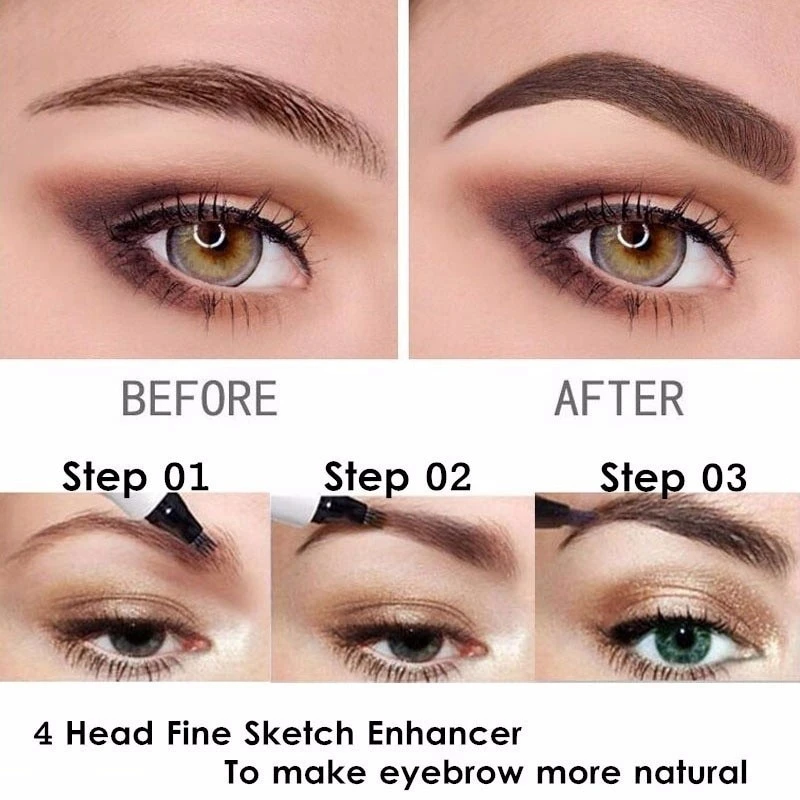 Eyebrow Pencil in 2020 Eyebrow tattoo, Eyebrows, Eyebrow