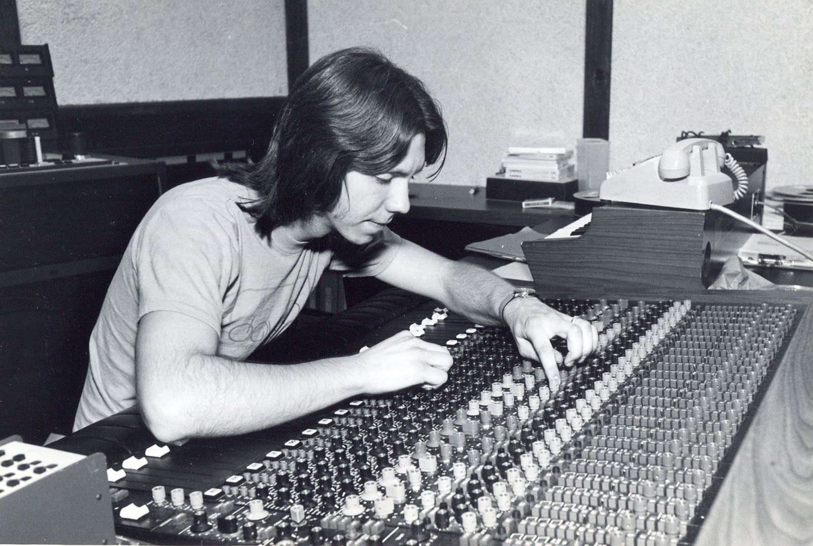 Jonathan David Brown, American record producer and audio engineer