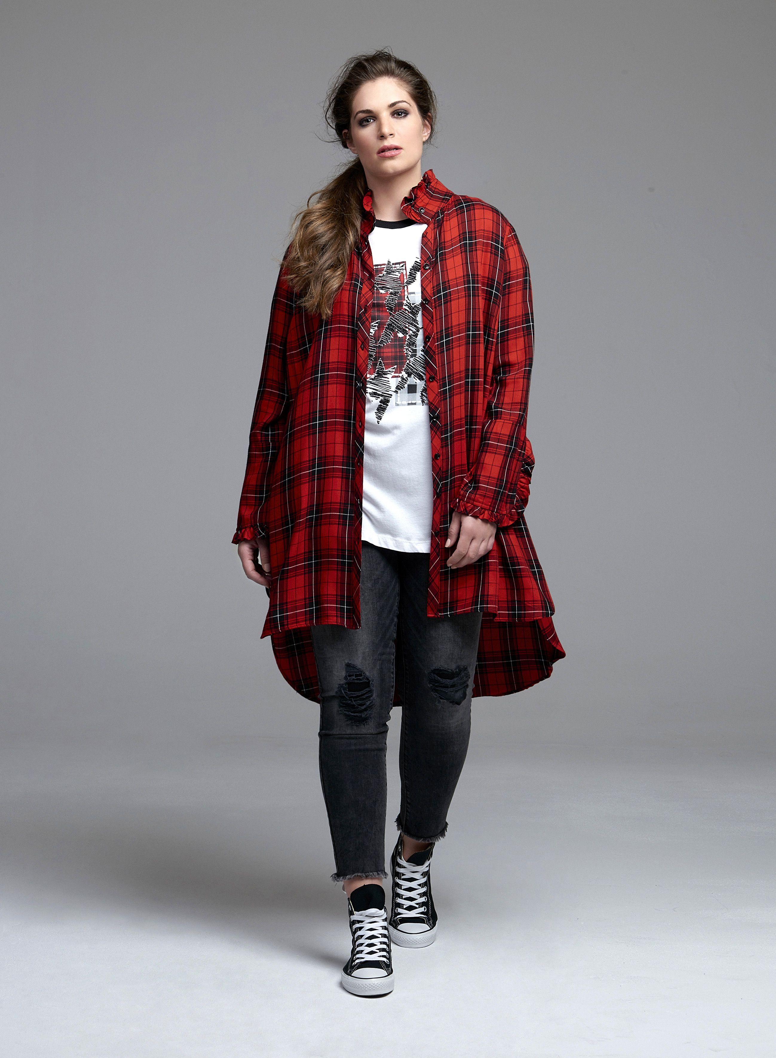 Checkmate    MAT FASHION F W 17-18  matfashion  fw1718  realsize  fashion   plussizefashion adbac5f25c2