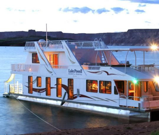 Houseboats For Rent On Lakepowell Lake Powell Houseboat