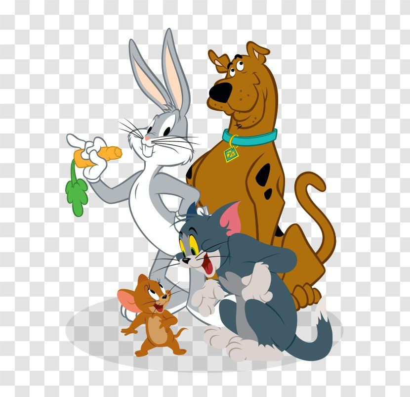 Bugs Bunny Scooby Doo Kids Wb Cartoon Tom And Jerry Vertebrate Transparent Png Vertebrate Mammal Looney Tunes Art Fa In 2021 Scooby Doo Kids Scooby Doo Scooby