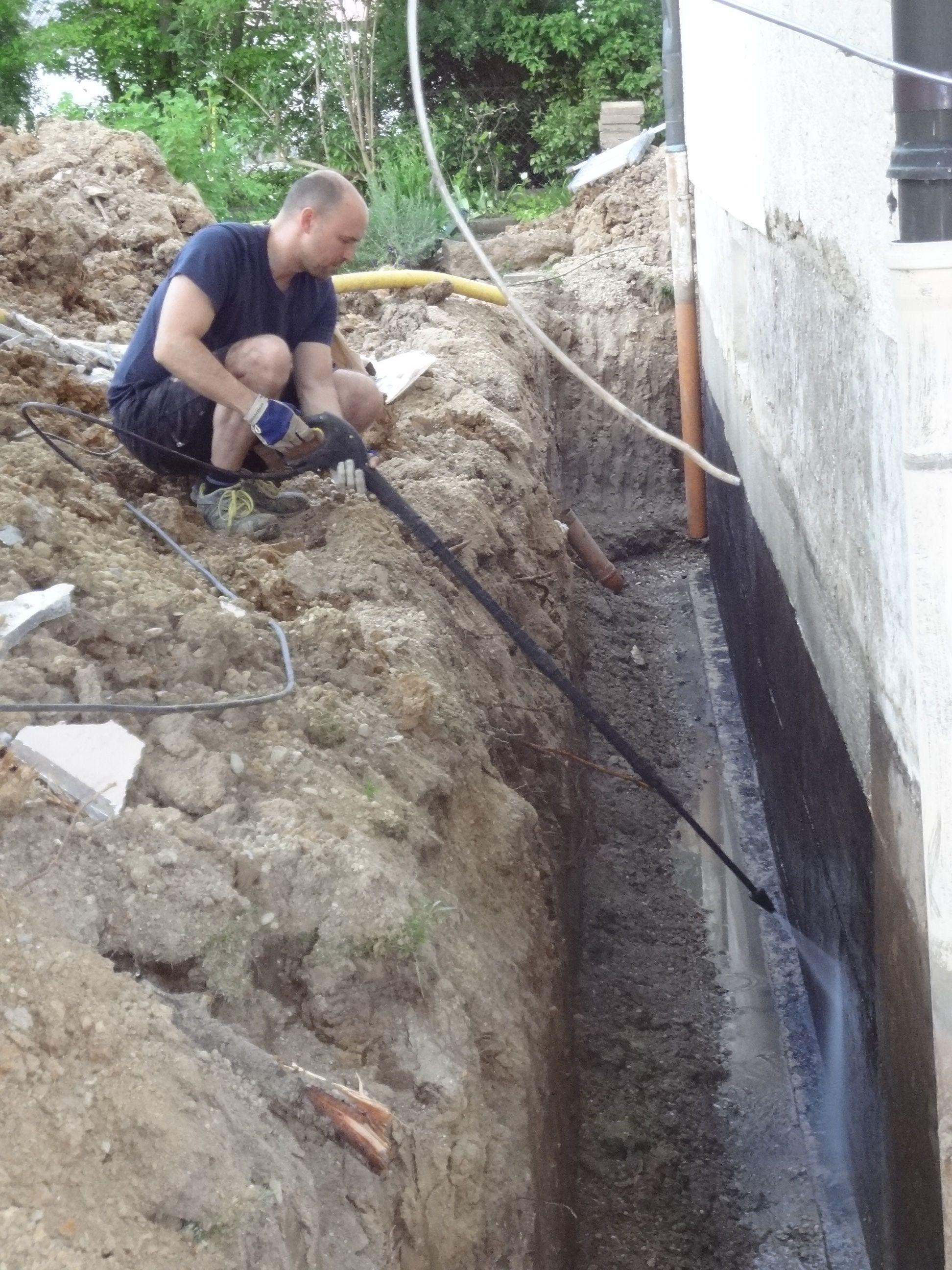 keller renovierung teil 3 abdichten isolieren uvm in 2020 basement remodeling