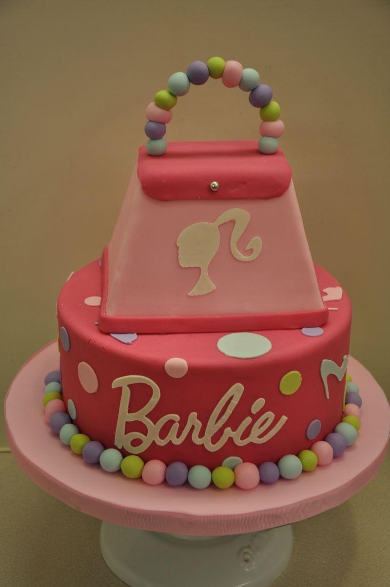 Sensational 50 Best Barbie Birthday Cakes Ideas And Designs 2019 With Funny Birthday Cards Online Benoljebrpdamsfinfo