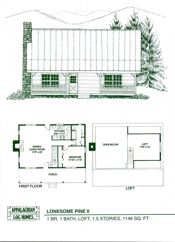 House Plans Under 150k To Build Log Cabin Floor Plans Cabin Floor Plans House Plan With Loft