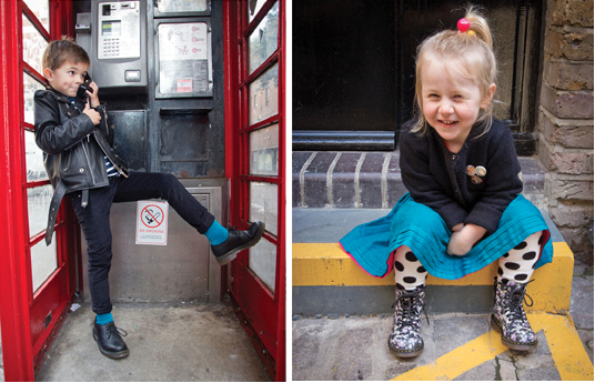 Dr. Martens for #kids - the #ads are SO