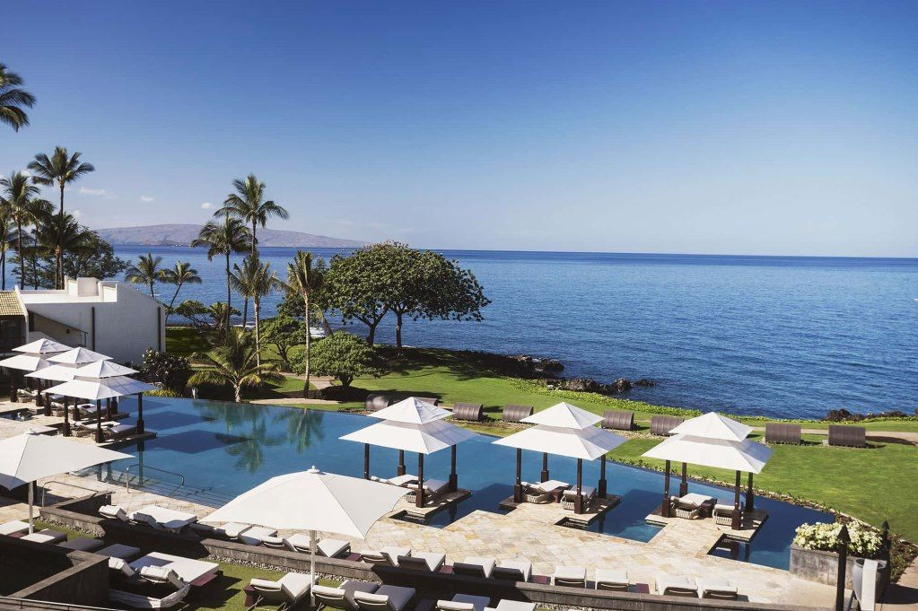 라벨라 Wailea Beach Resort Marriott Maui Labella Hawaii