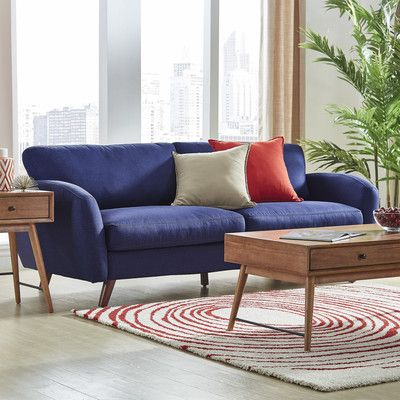 Mercury Row Garraway Sofa Upholstery: