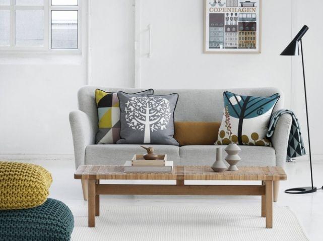 Idee deco salon scandinave deco pinterest salons living rooms and scan - Idee deco scandinave ...