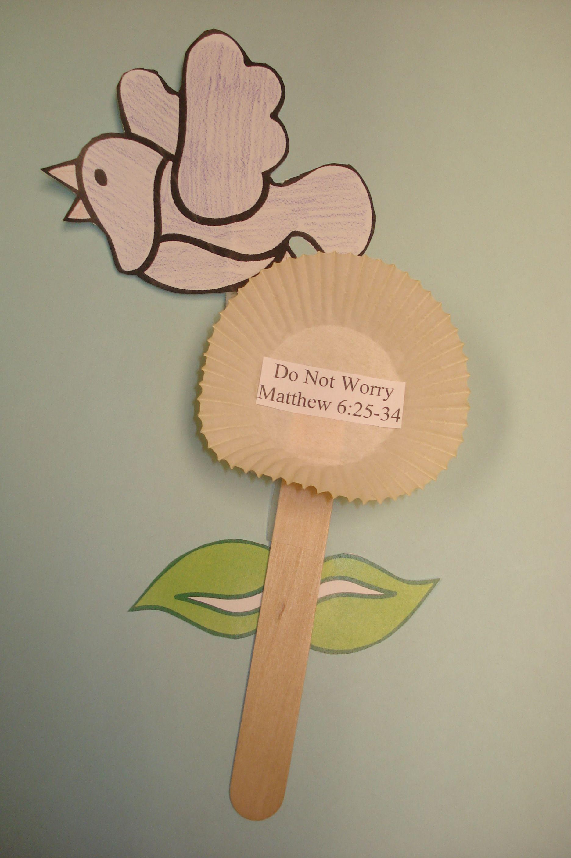 Bible Story Matthew 6 25 34 What He Has Done Jesus
