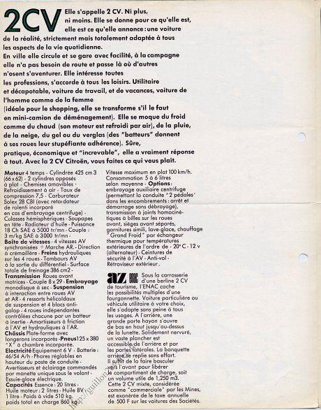 catalogue 1968 page 2