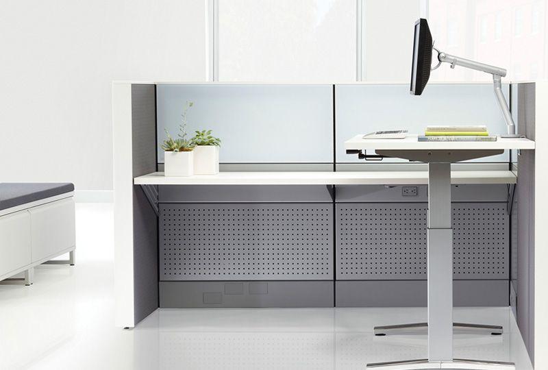 Everywhere Height Adjustable Table Herman Miller