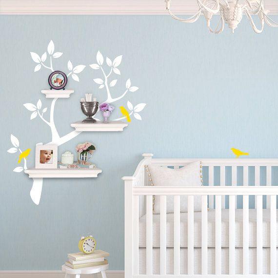 Playroom wall (minus the crib)?