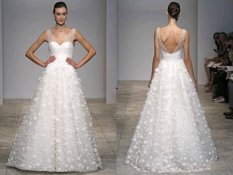 Christos Wedding Dress 2017 Bridal Style Trends