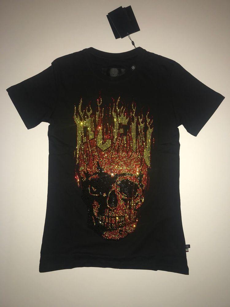 11b8bd131c Philipp Plein Round Neck T-shirt SS