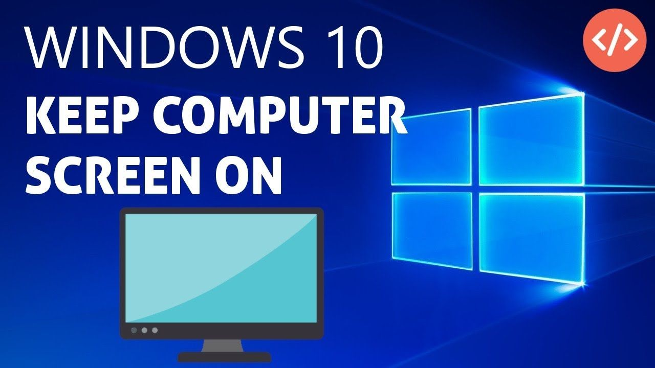 This is how to stop Windows 10 from turning off your