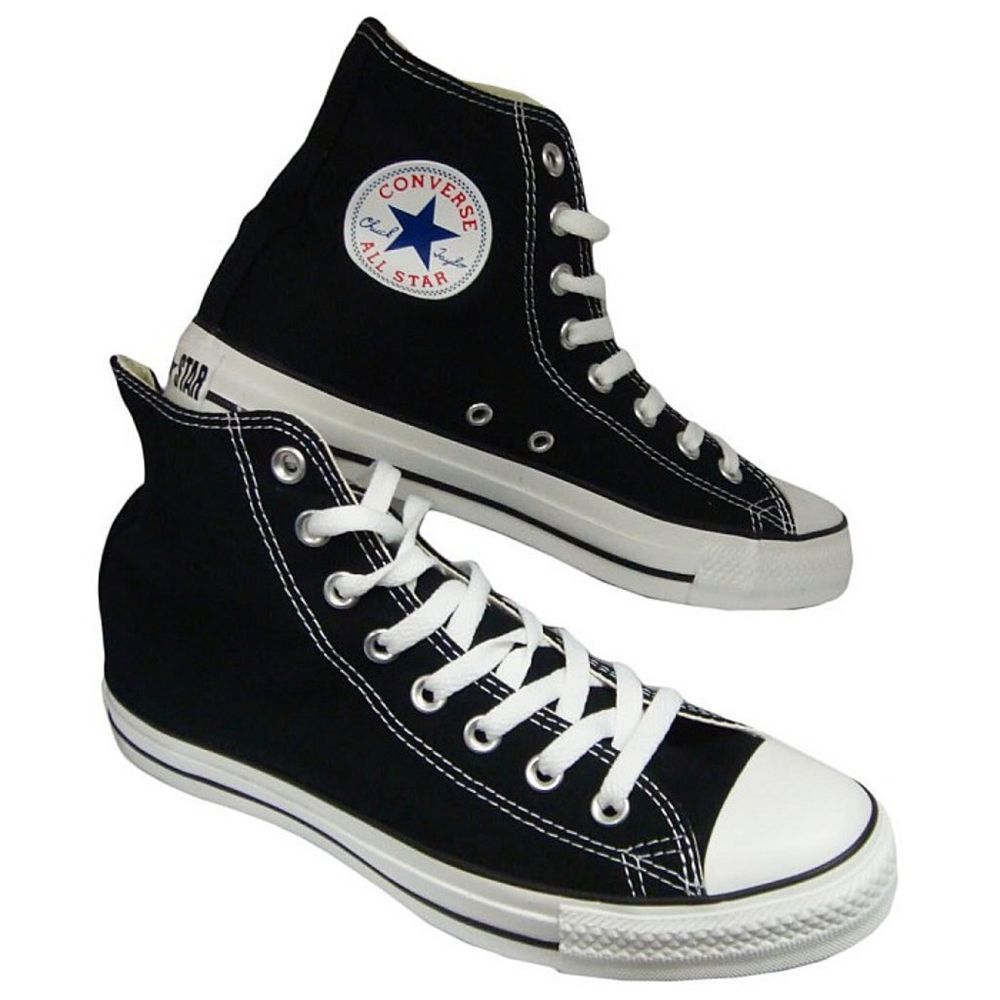 Large Selection Converse All Star Mono Ox High Top Black