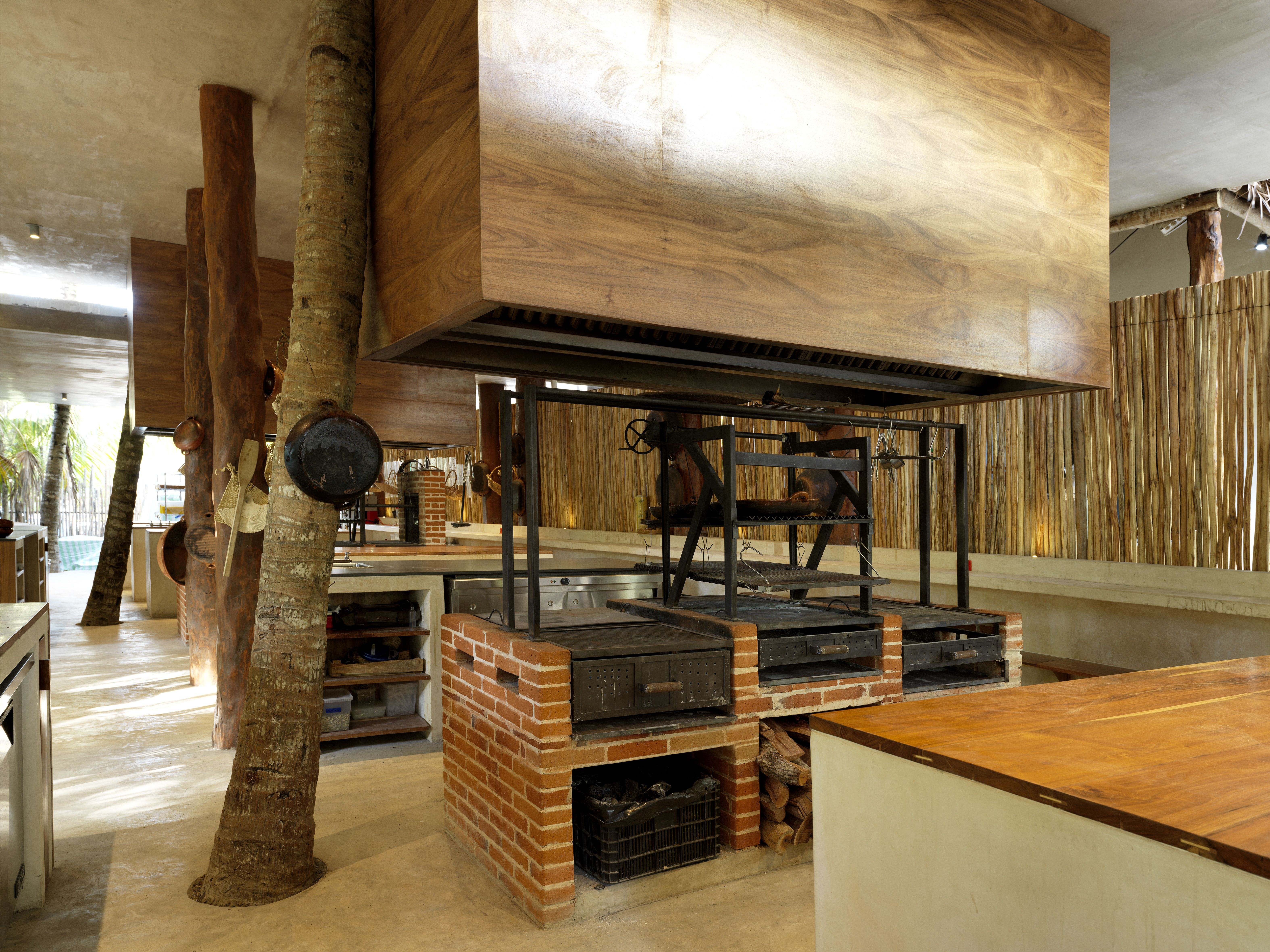 Photo 6 Of 10 In A Look At The Design Of Noma Mexico Tulum S Pop