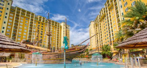 Discover One Of The Best Hotels Near Disney World Lake Buena Vista Resort Village
