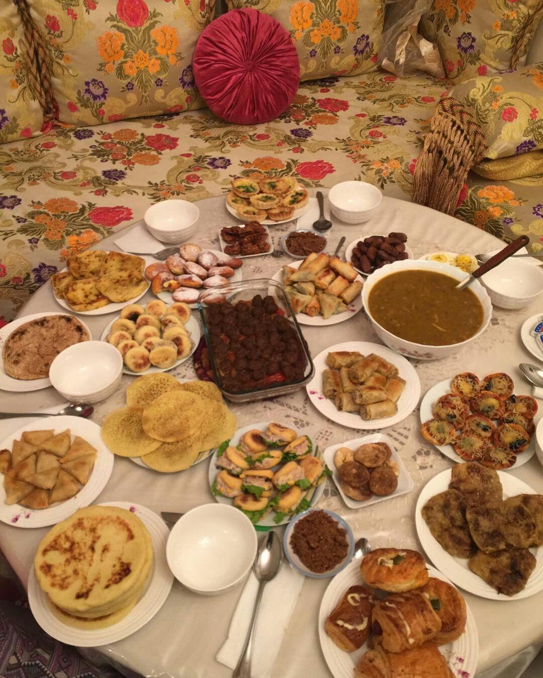 Table De Ftour Ramadan Au Maroc Hello Moroco Pinterest Ramadan