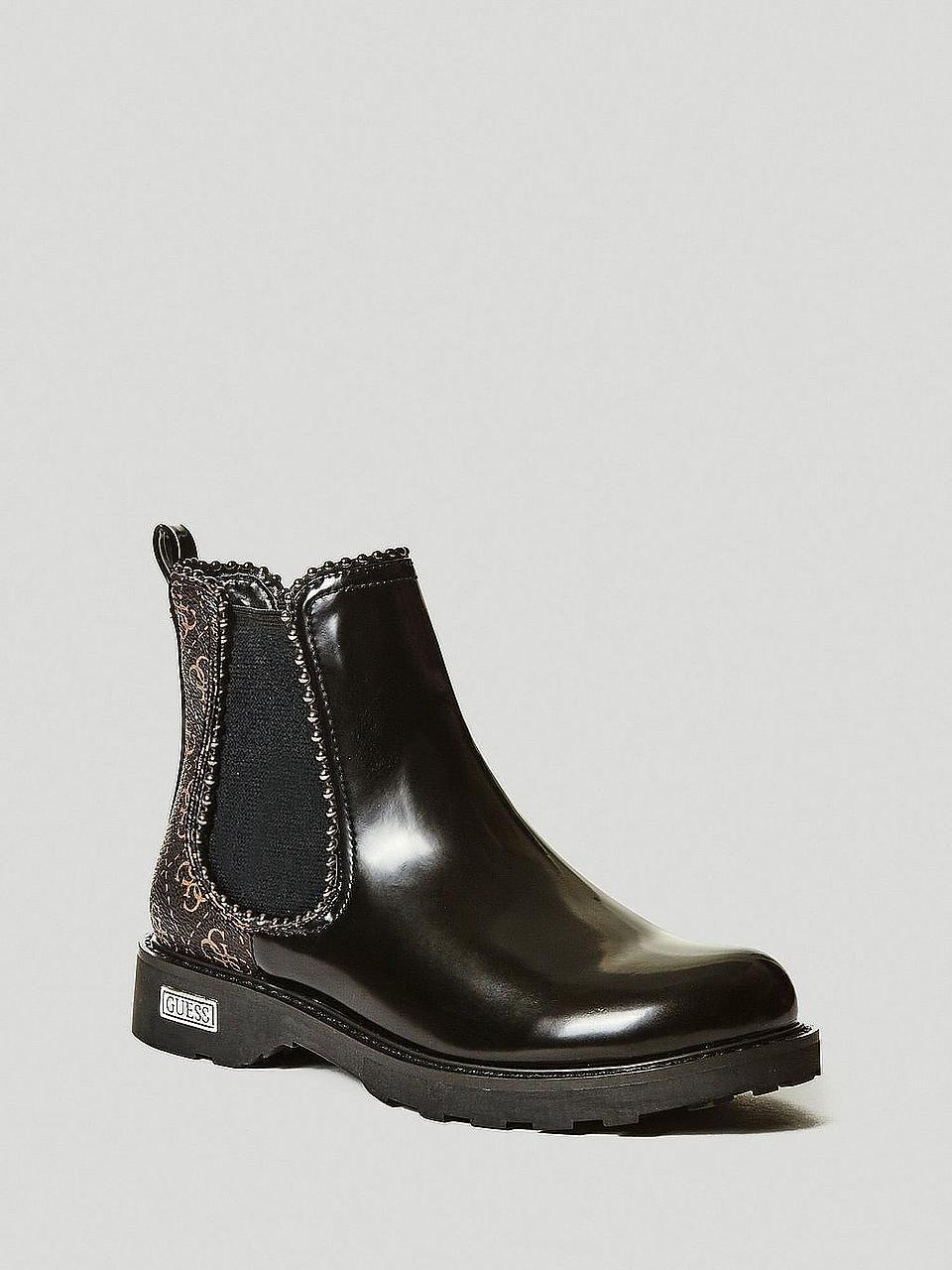 the latest 82928 c023a Guess Stiefel | Boots & Stiefeletten | BAUR | Winterschuhe ...