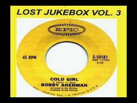 Bobby Sherman - Cold Girl 1967 Stereo