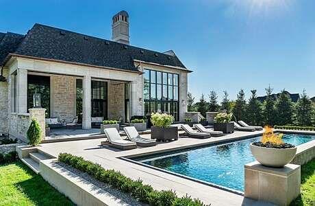 Photo of Luxury Home by Timberworx Custom Homes #Decoration #homedecor #homedesign #homei…
